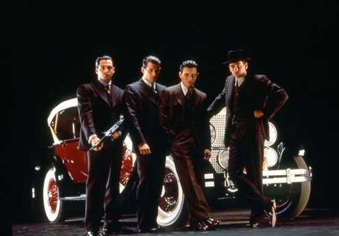 Les Indomptés : Photo Christian Slater, Michael Karbelnikoff, Patrick Dempsey, Richard Grieco