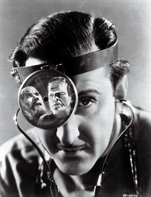 Le Fils de Frankenstein : Photo Basil Rathbone, Bela Lugosi, Boris Karloff, Rowland V. Lee