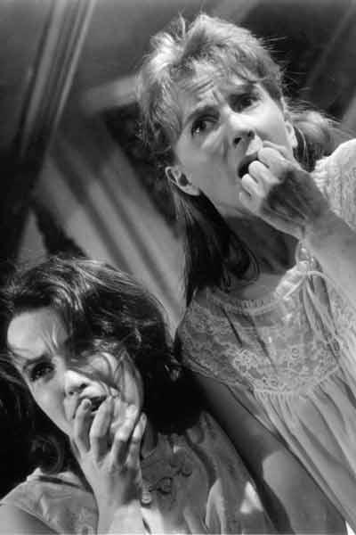 La Maison du diable : Photo Claire Bloom, Julie Harris, Robert Wise