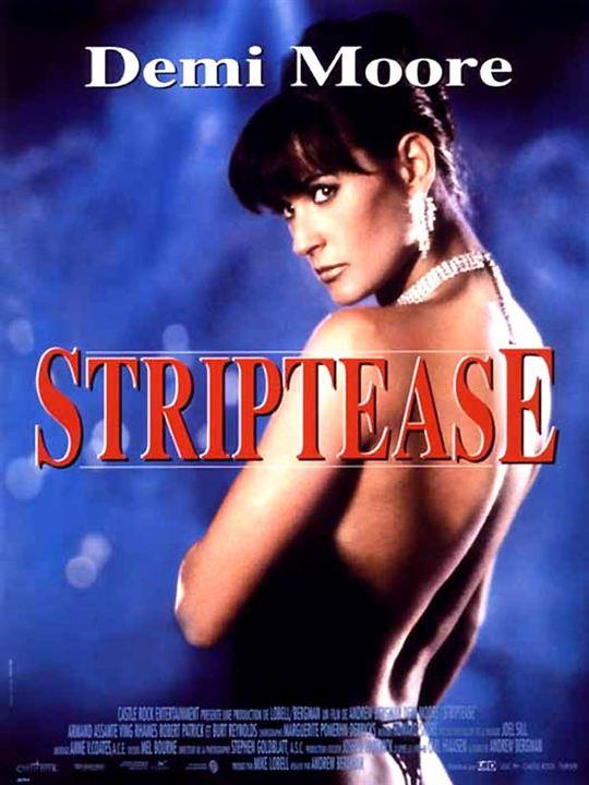 Affiche du film Striptease - Affiche 1 sur 1 - AlloCiné