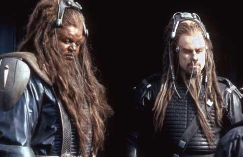 Terre champ de bataille : Photo Forest Whitaker, John Travolta, Roger Christian