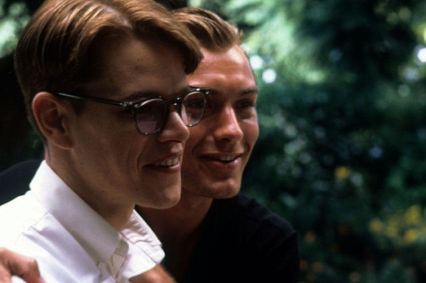 Le Talentueux M. Ripley : Photo Jude Law, Matt Damon