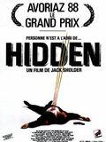 Hidden : Affiche