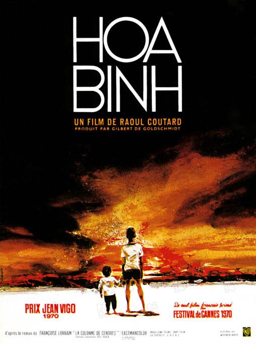 Hoa-Binh : Affiche Raoul Coutard