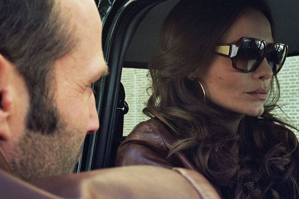 Braquage à l'Anglaise : Photo Jason Statham, Saffron Burrows
