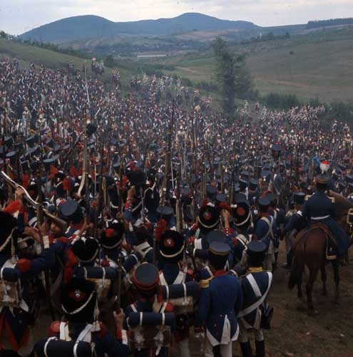 Waterloo : Photo Rod Steiger, Sergei Bondarchuk