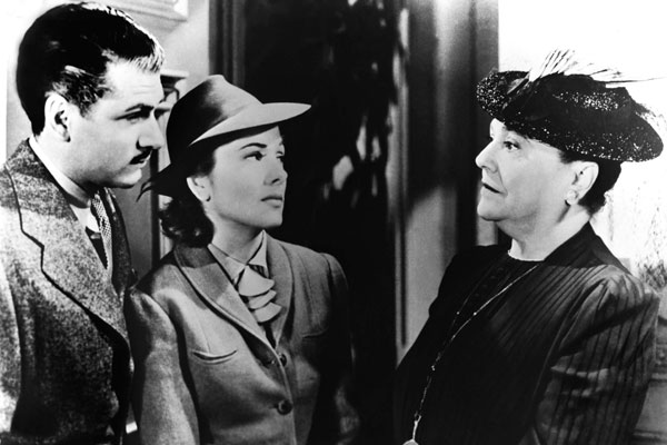 Rebecca : Photo Joan Fontaine, Laurence Olivier