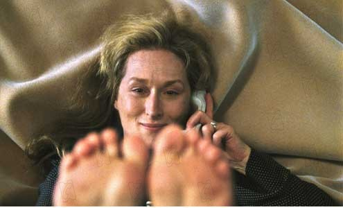 Adaptation. : Photo Meryl Streep, Spike Jonze