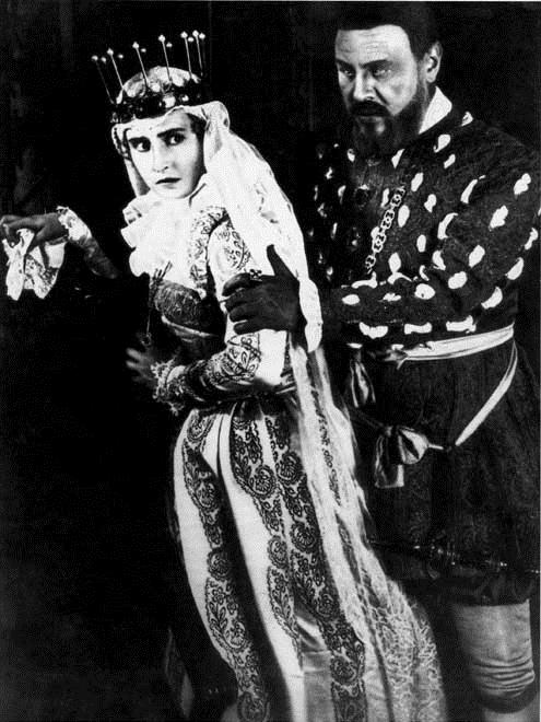 Anne Boleyn : Photo Emil Jannings, Henny Porten
