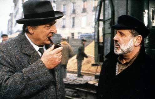 Maigret : Photo Bruno Cremer, Jean Yanne