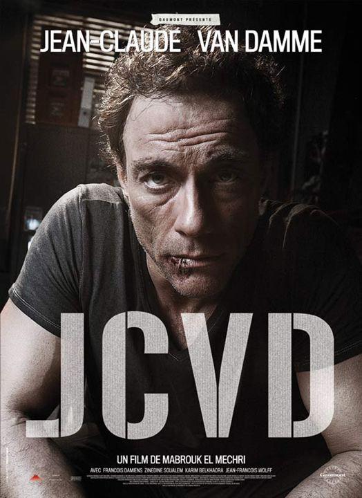 JCVD : Affiche Jean-Claude Van Damme, Mabrouk el Mechri