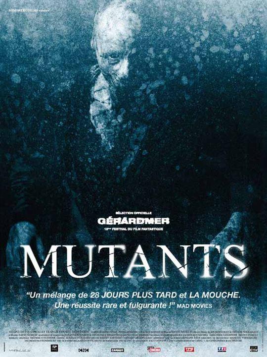 Mutants : Affiche David Morley