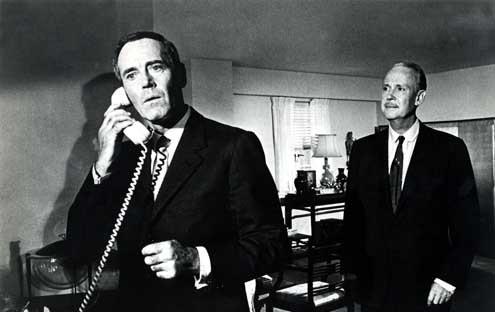 Tempête à Washington : Photo Henry Fonda, Otto Preminger