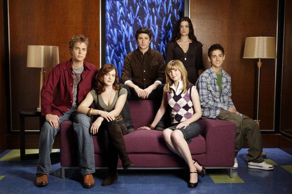 Kyle XY : Photo April Matson, Chris Olivero, Jaimie Alexander, Jean-Luc Bilodeau, Kirsten Prout
