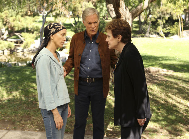 Desperate Housewives : Photo Felicity Huffman, Polly Bergen, Richard Chamberlain