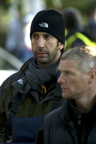 Cours toujours Dennis : Photo David Schwimmer