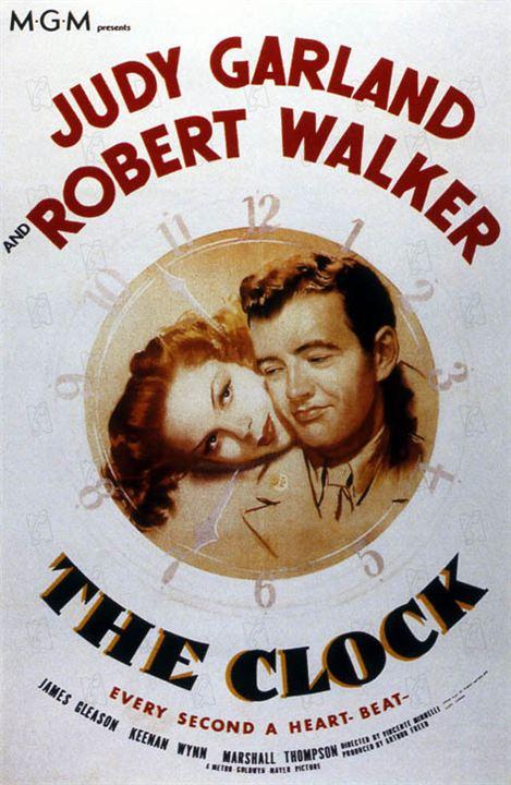 L'Horloge : Photo Robert Walker, Vincente Minnelli