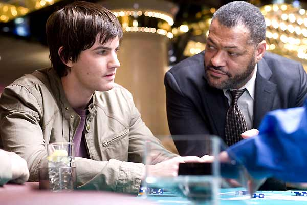 Las Vegas 21 : Photo Jim Sturgess, Laurence Fishburne, Robert Luketic