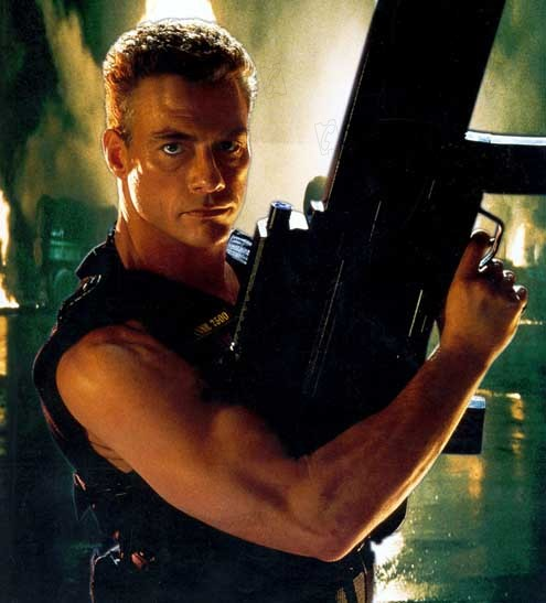 Universal Soldier : le combat absolu : Photo Jean-Claude Van Damme, Mic Rodgers