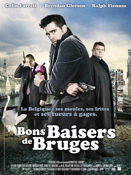 Bons Baisers de Bruges : Affiche