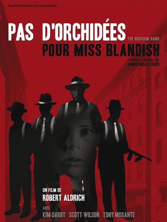 Pas d'orchidées pour Miss Blandish : Affiche