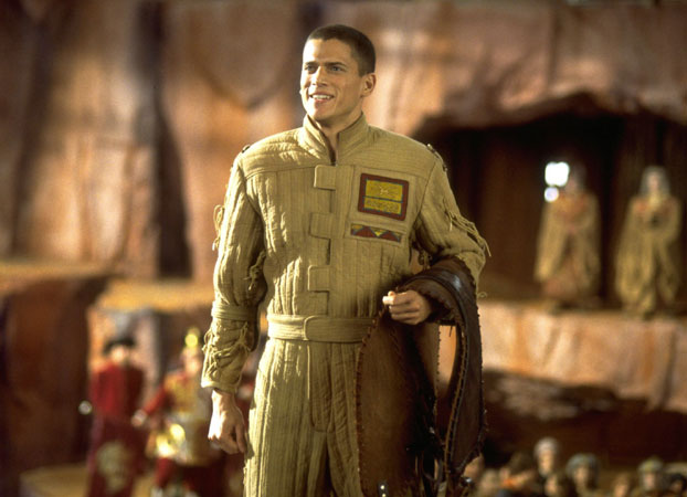 Dinotopia : Photo Wentworth Miller