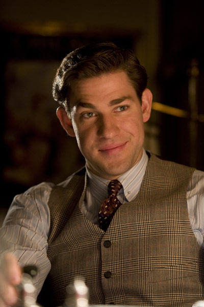 Jeux de dupes : Photo George Clooney, John Krasinski