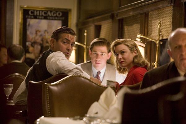 Jeux de dupes : Photo George Clooney, John Krasinski, Renée Zellweger