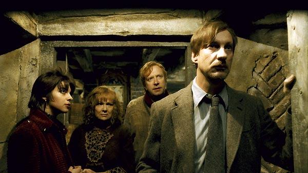 Harry Potter et le Prince de sang mêlé : Photo David Thewlis, Julie Walters, Mark Williams, Natalia Tena