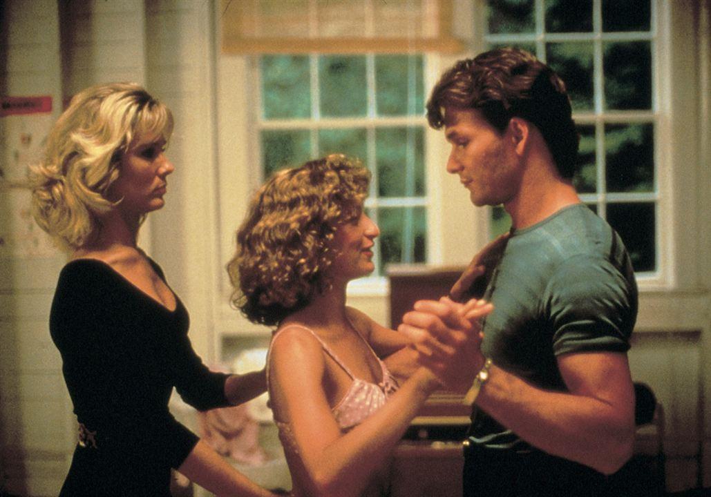 Dirty Dancing : Photo Cynthia Rhodes, Jennifer Grey, Patrick Swayze