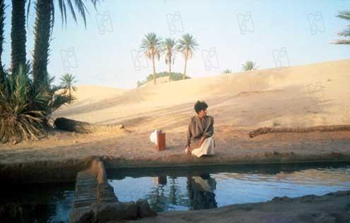 Un Thé au Sahara : Photo Bernardo Bertolucci, Debra Winger