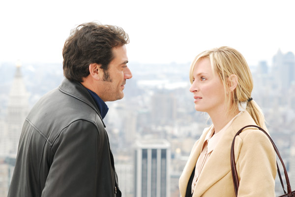 Un mari de trop : photo Griffin Dunne, Jeffrey Dean Morgan, Uma Thurman