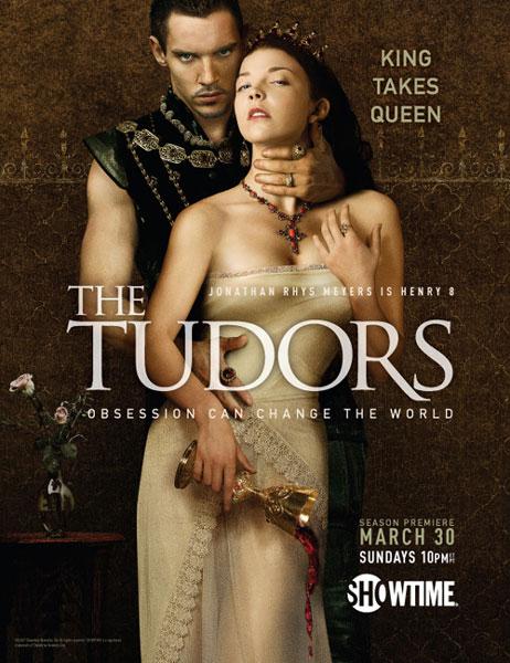 Les Tudors : Photo Jonathan Rhys-Meyers, Natalie Dormer
