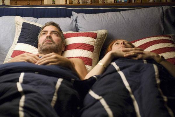Burn After Reading : Photo George Clooney, Tilda Swinton
