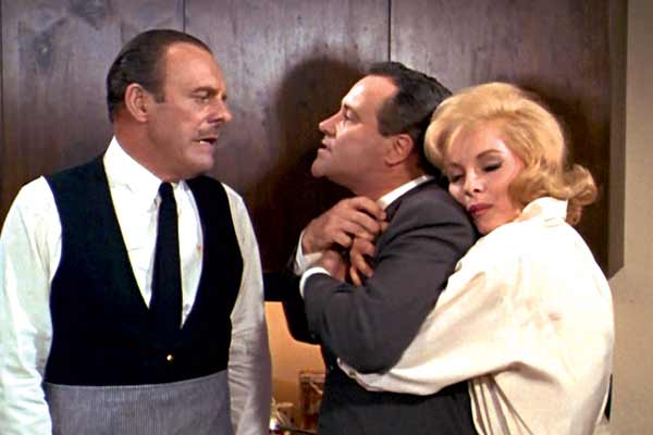 Comment tuer votre femme : Photo Jack Lemmon, Richard Quine, Terry-Thomas, Virna Lisi