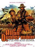 Allan Quatermain et les mines du roi Salomon : Affiche