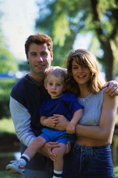 Allo maman ici bébé : Photo Amy Heckerling, John Travolta, Kirstie Alley