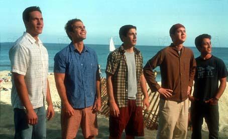 American Pie 2 : photo Chris Klein, Eddie Kaye Thomas, James B. Rogers, Jason Biggs, Seann William Scott