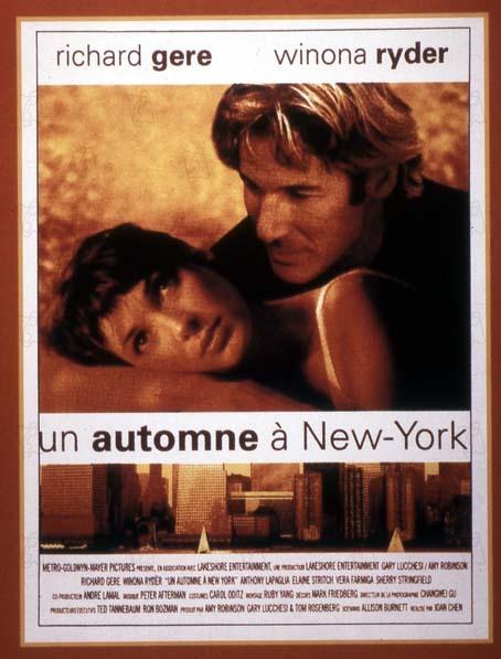 Un Automne à New York : Photo Joan Chen, Richard Gere, Winona Ryder