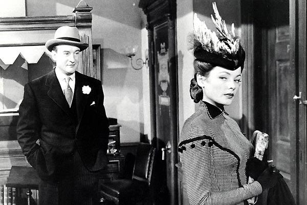 L'Aventure de Mme Muir : Photo Gene Tierney, George Sanders, Joseph L. Mankiewicz