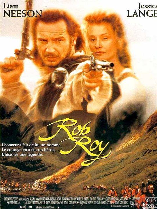 Sur 1 Affiche Rob Roy 2 Du Film Allociné rdhtsQC