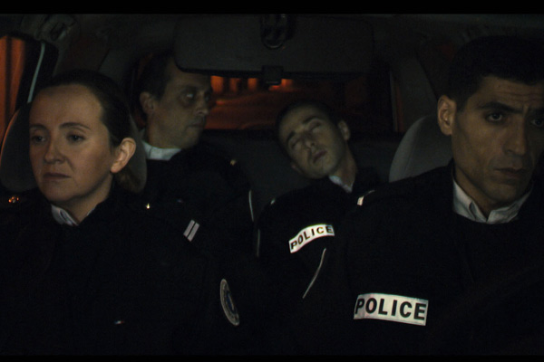 Un roman policier : Photo Abdelhafid Metalsi, Marie-Laure Descoureaux, Stephanie Duvivier