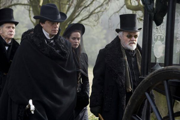 Wolfman : Photo Anthony Hopkins, Benicio Del Toro, Emily Blunt