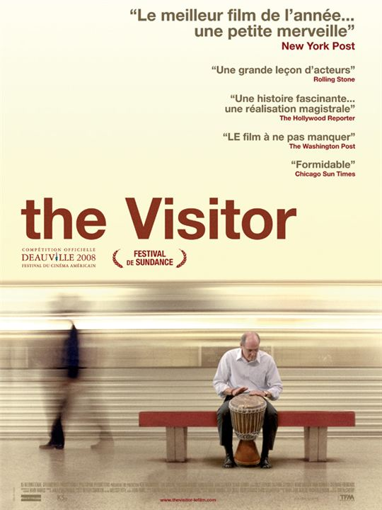 The Visitor : Affiche