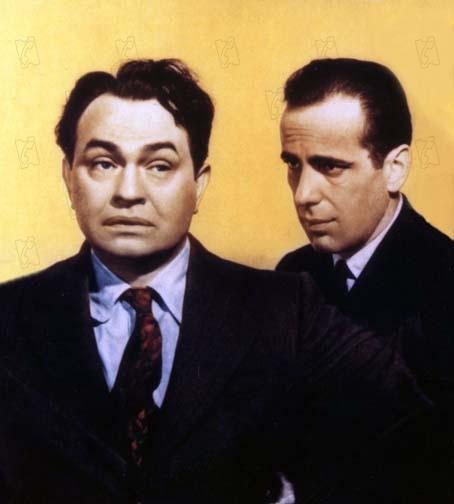 Brother Orchid : Photo Edward G. Robinson, Humphrey Bogart, Lloyd Bacon