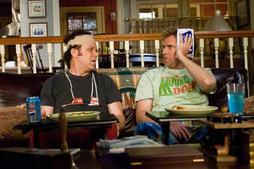 Frangins malgré eux : Photo John C. Reilly, Will Ferrell