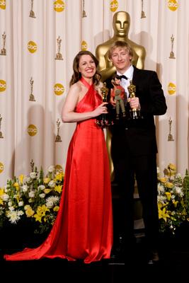 Cérémonie des Oscars 2008 : Photo Hugh Welchman, Suzie Templeton