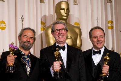 Cérémonie des Oscars 2008 (TV) : Photo Dave Parker, Kirk Francis, Scott Millan