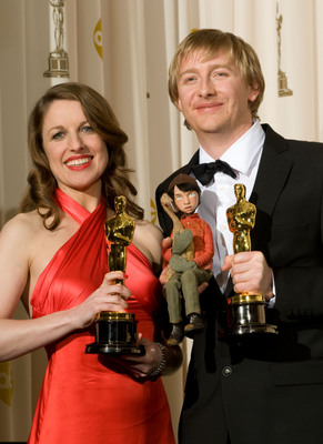 Cérémonie des Oscars 2008 : Photo Hugh Welchman, Suzie Templeton