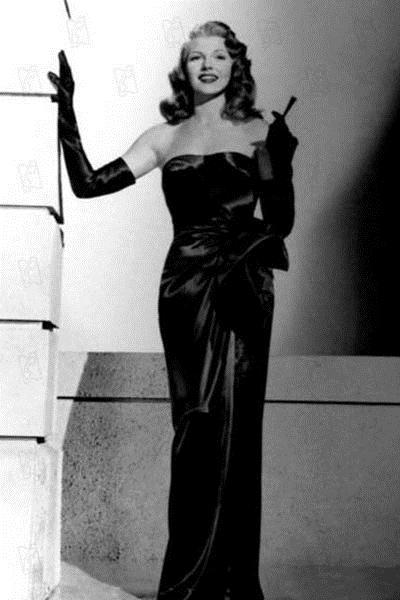 photo Rita Hayworth